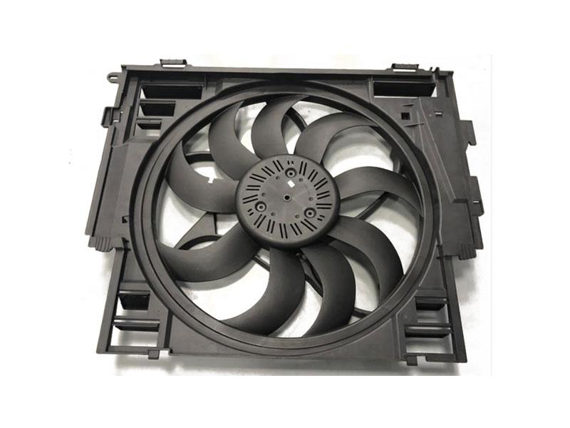 Вентилатори за електрично ладење за автомобили